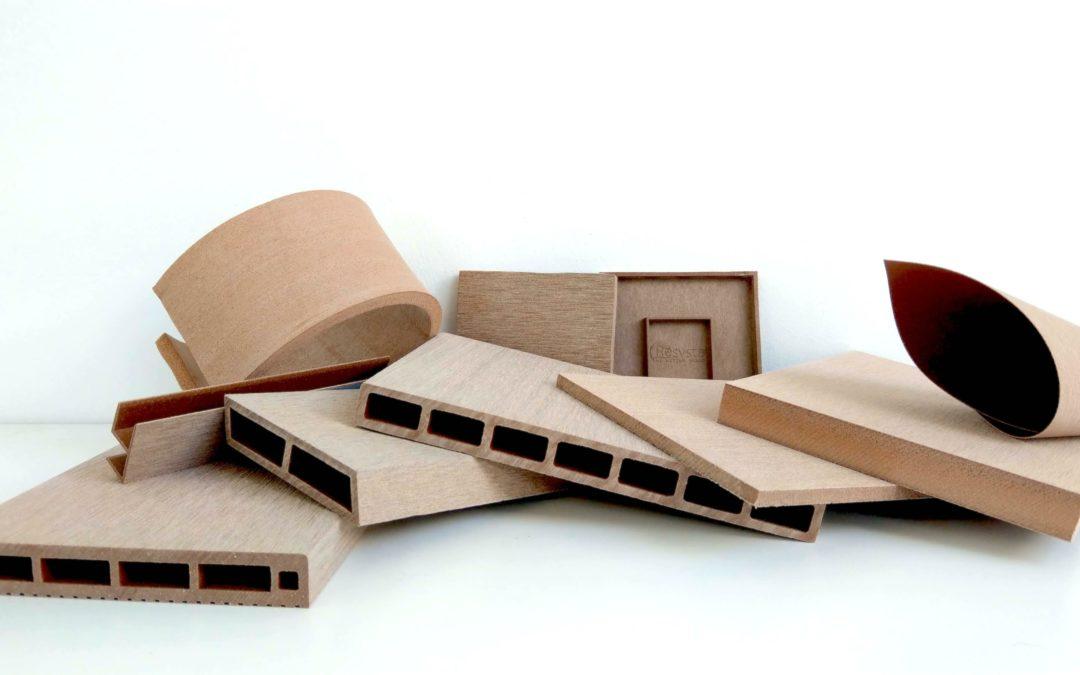 Resysta: Umweltfreundliches Kunst-Holz aus Reishülsen