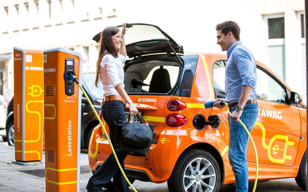 Smarte Ladesysteme: So hält das Stromnetz auch Millionen E-Autos aus