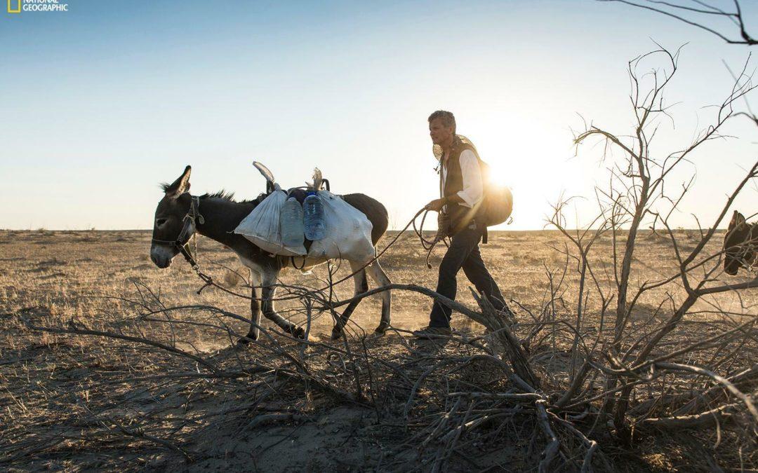 Warum ein Mann von Äthiopien nach Patagonien wandert