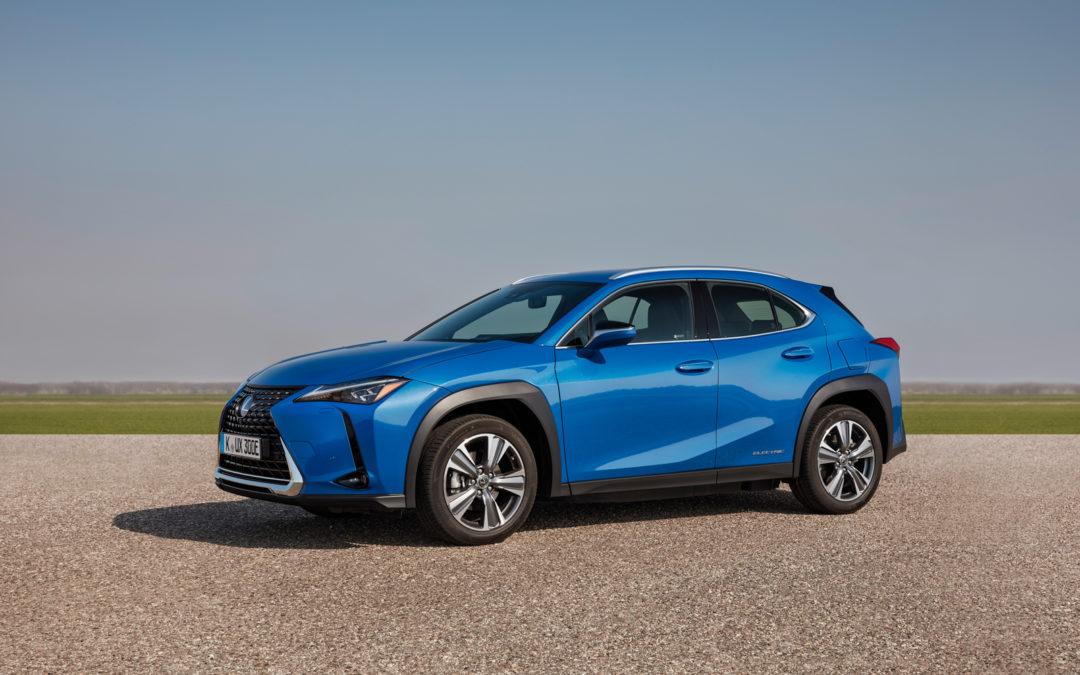 Lexus mit Batterie-Garantie über eine Million Kilometer