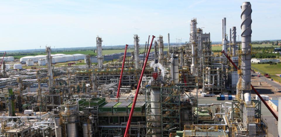 Total Raffinerie Leuna