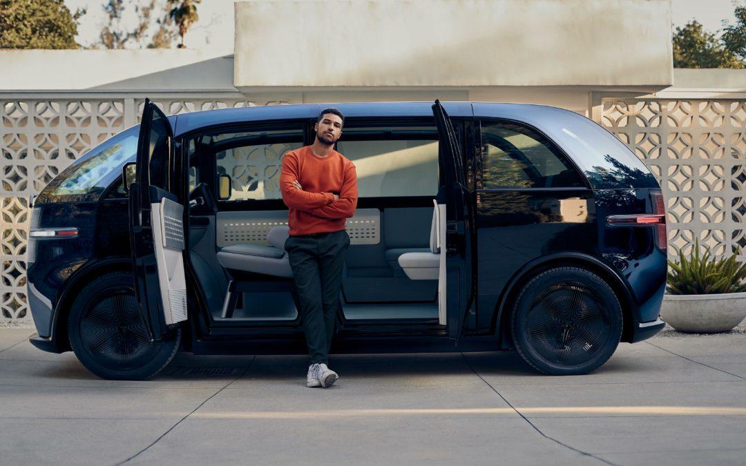 """Canoo: """"Das Auto für die Ära nach dem SUV"""""""