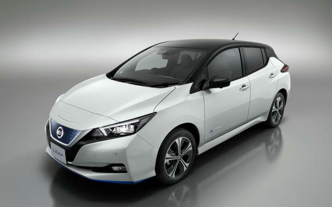 Nissan Leaf: Neuer Akku auch für kleinere Ausstattungen