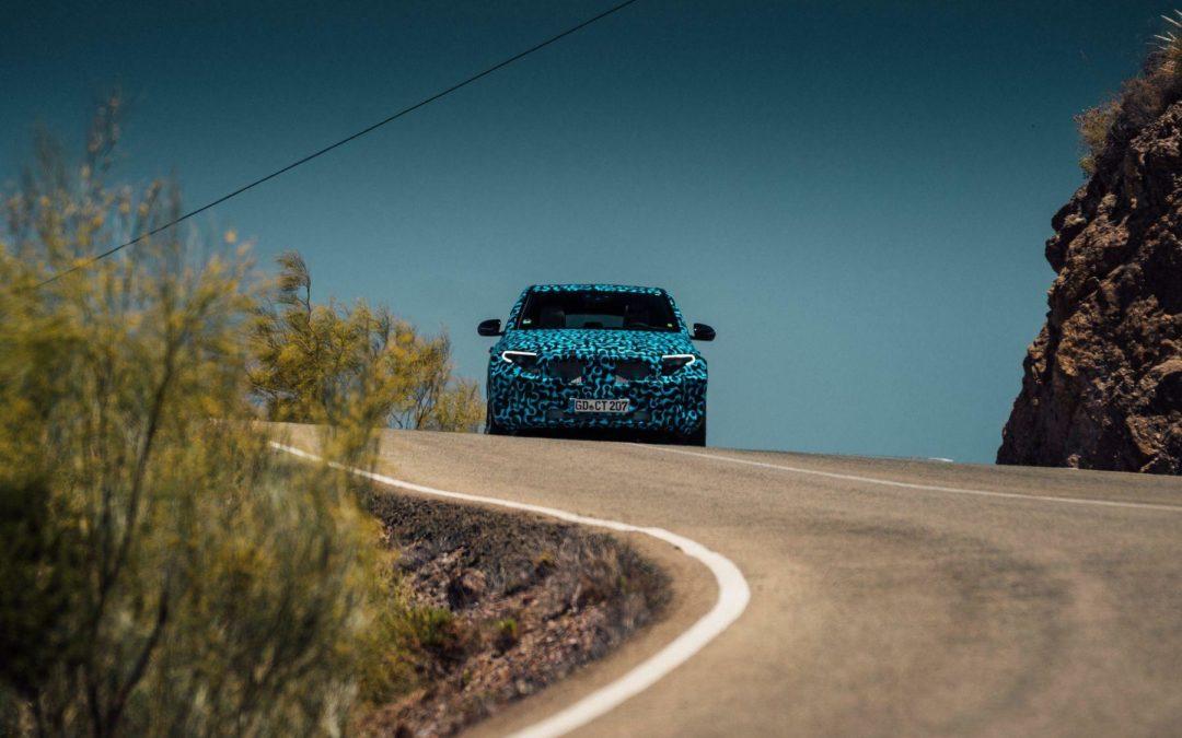Mercedes EQC: Testfahrt in Daimlers ersten Elektro-SUV