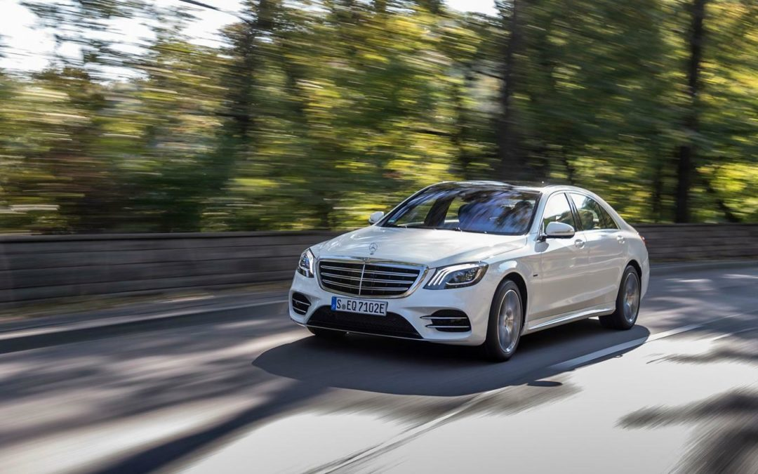 Mercedes S-Klasse: Ab 2020 nur noch als Plug-in-Hybrid