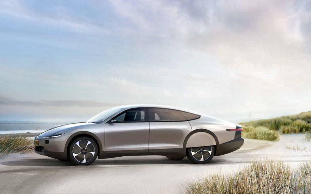 Lightyear One: neues Solarauto für die Langstrecke