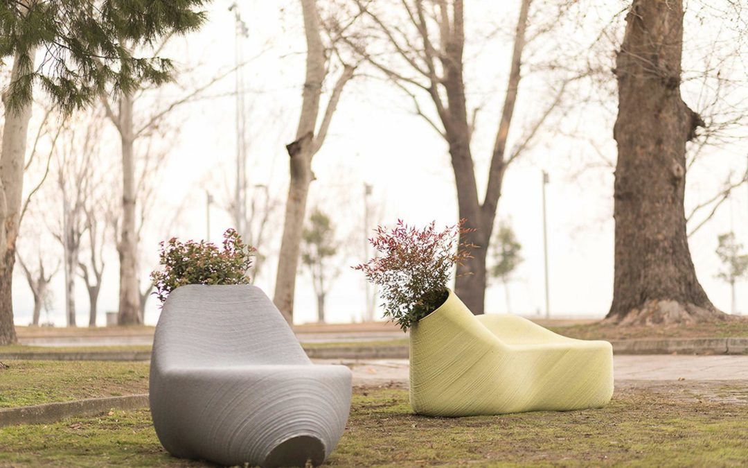 3D-Druck: Neue Möbel aus Plastikmüll