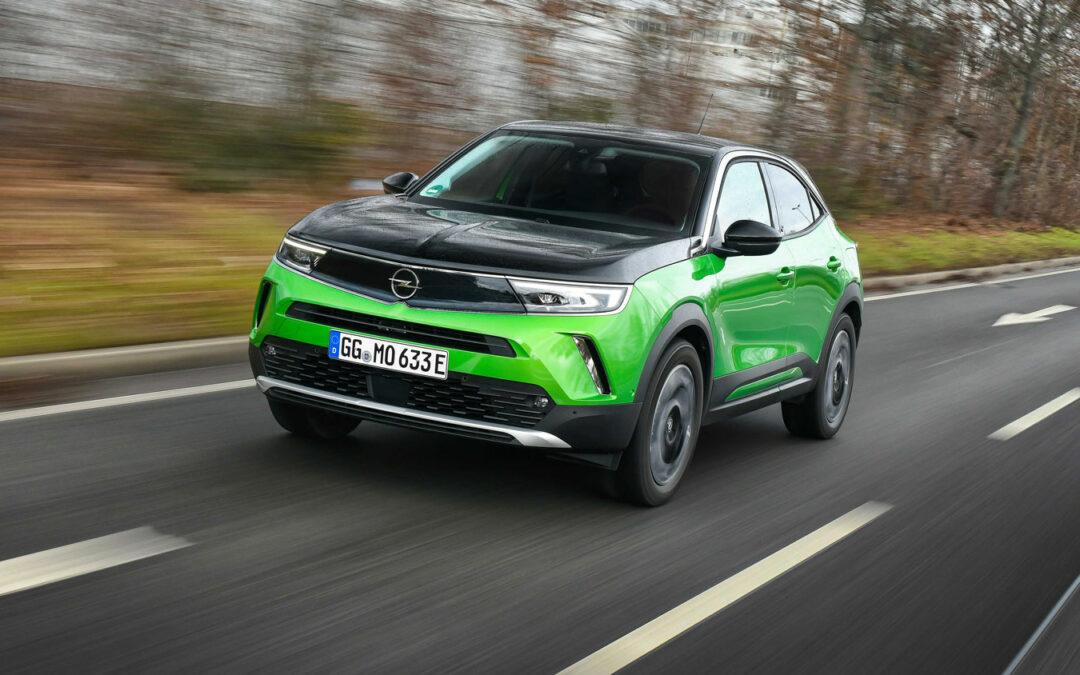 Opel bessert nach und fährt Fertigung des Mokka-e hoch