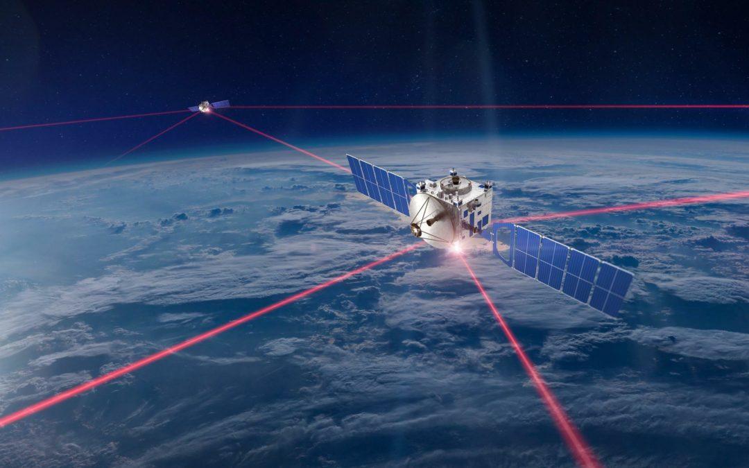 Schnelles Satelliten-Internet per Laser