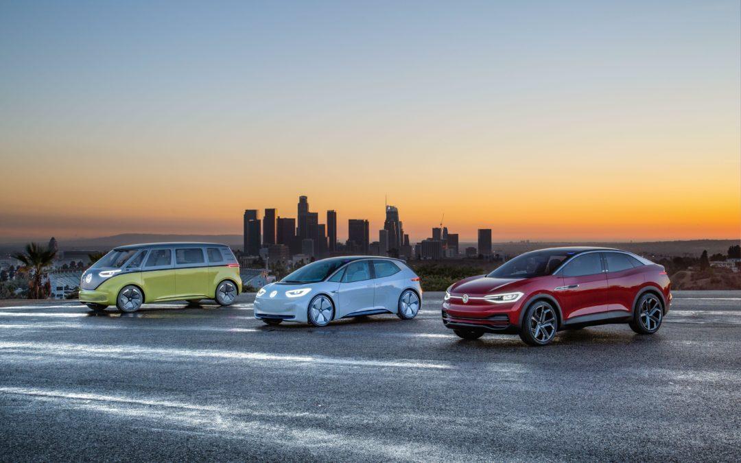 VW baut auch in Emden und Hannover Elektroautos