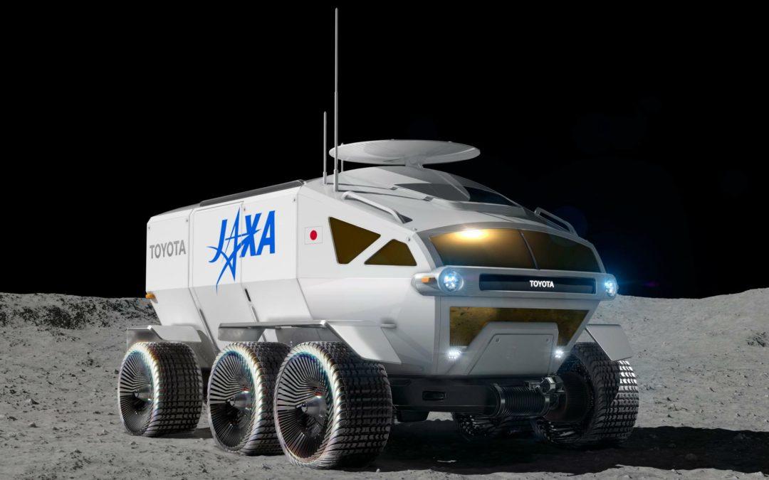 Was Toyota, Audi und BAIC auf dem Mond wollen