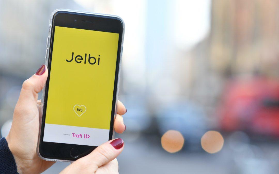 Jelbi: Neue Mobilitäts-App für Berlin