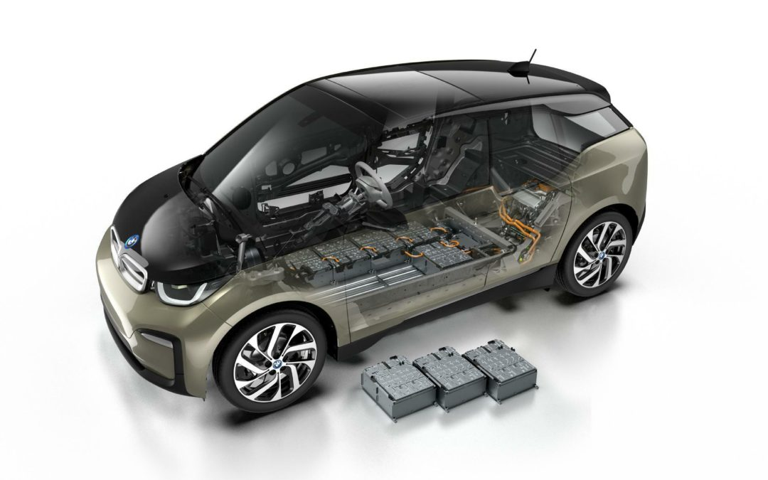 BMW spendiert dem i3 ein Batterie-Update