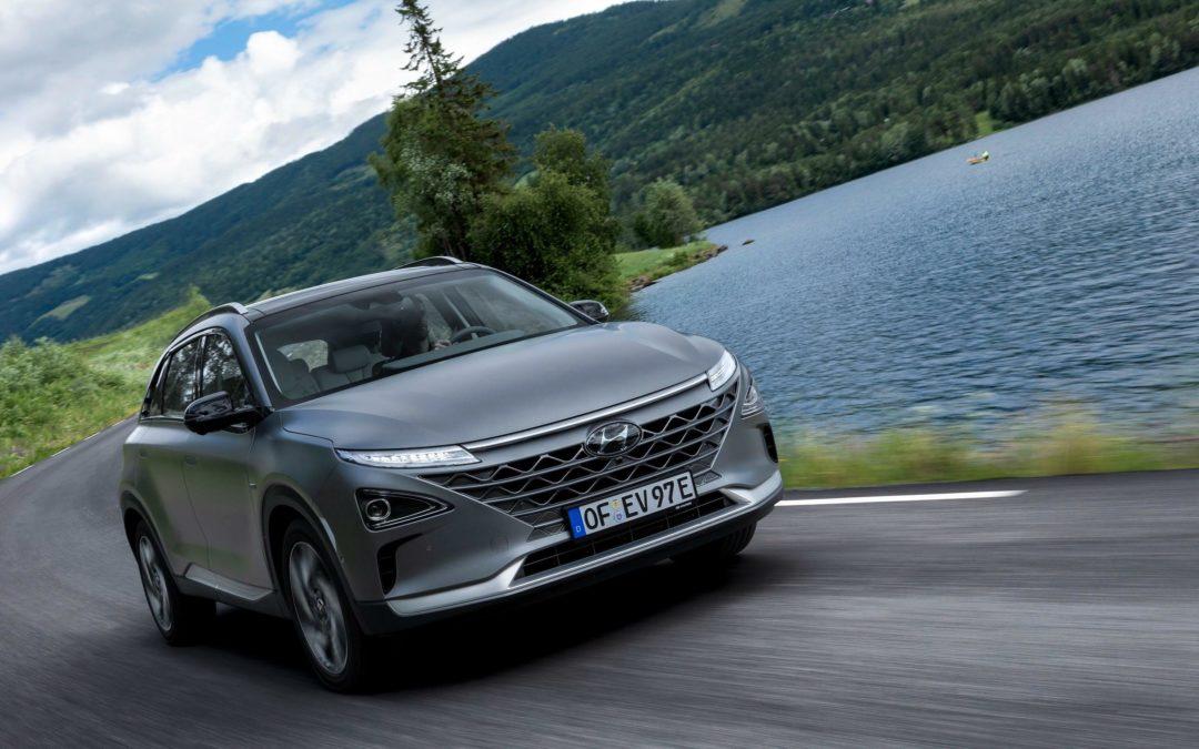 Hyundai Nexo: Wasserstoff-Vorbild im Härtetest