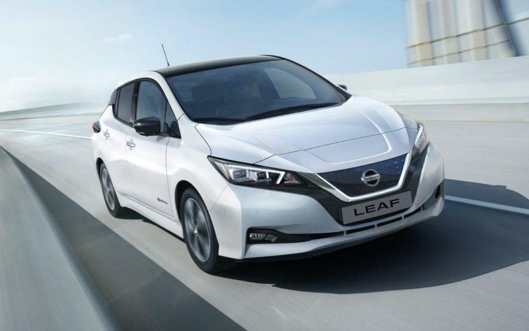 RobinTV E-News: Nissan Leaf E-Plus kommt im Januar