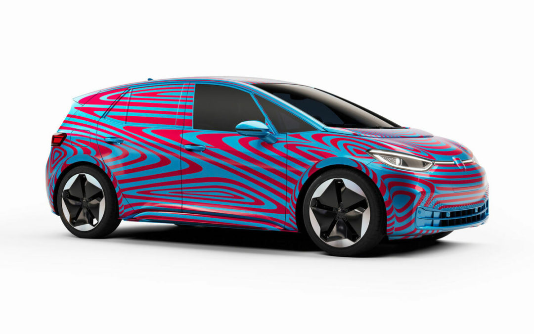 VW ID.3 kommt erst Mitte 2020