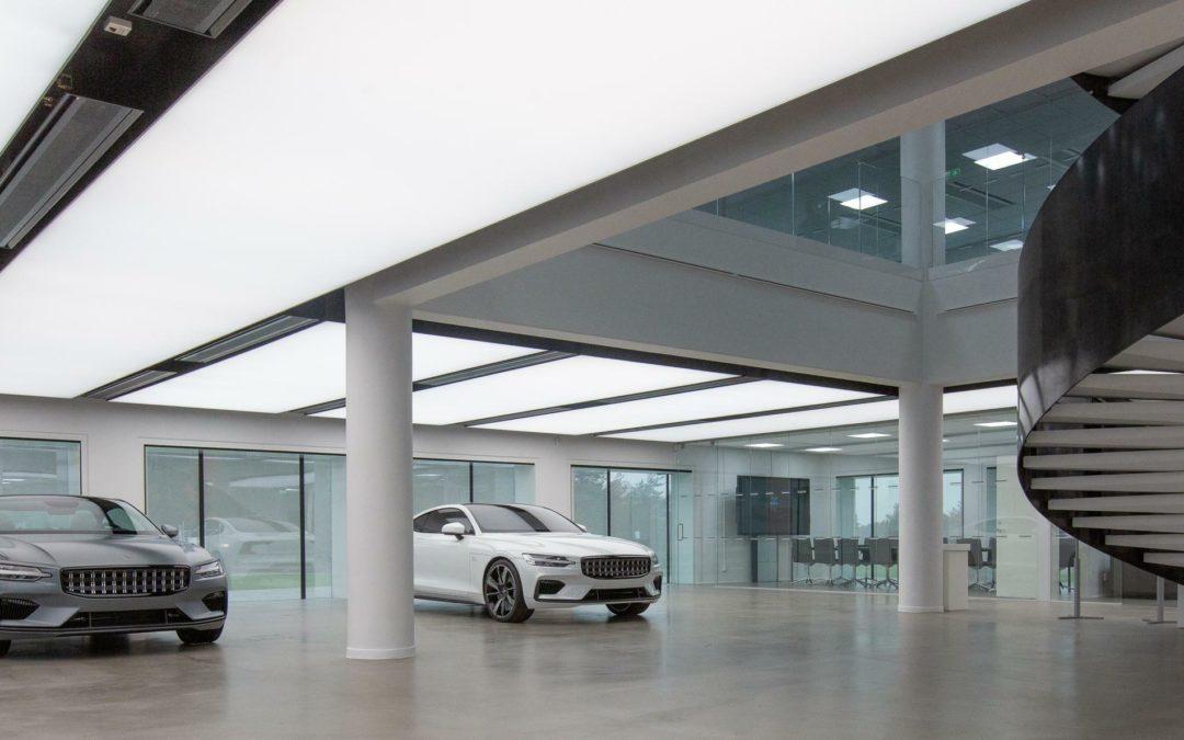 Wie Polestar der Elektro-Eisbrecher für Volvo werden soll