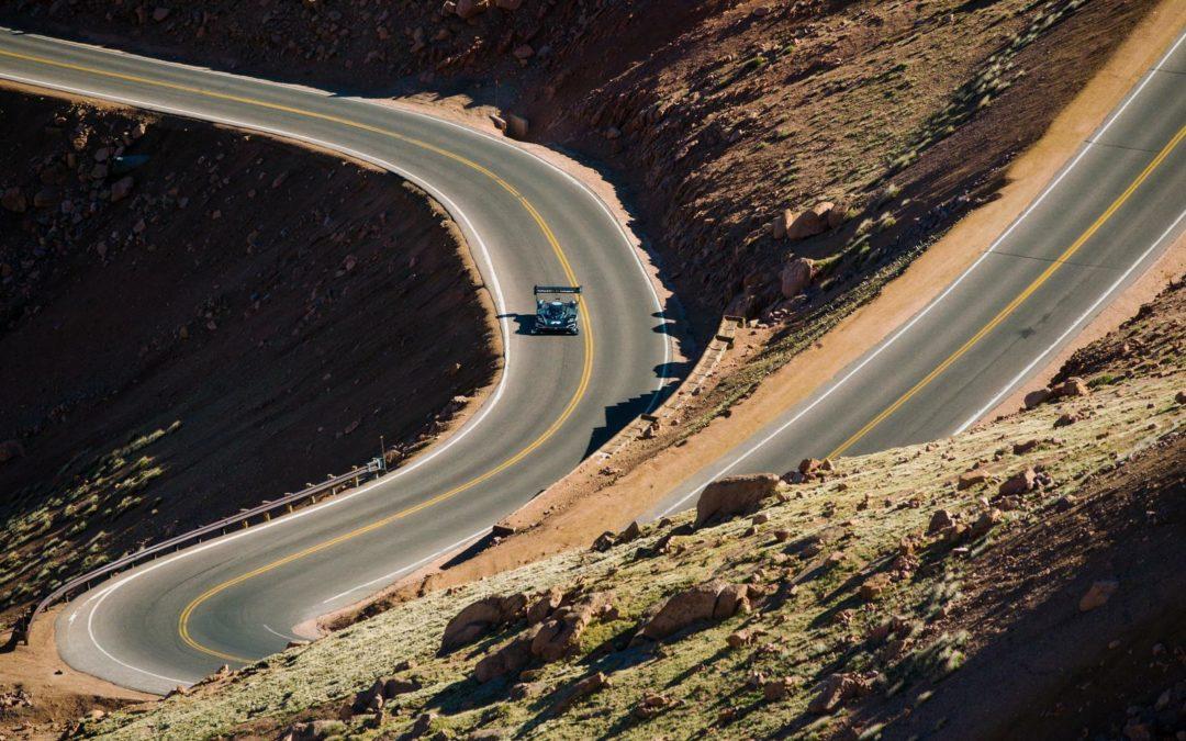 Pikes Peak: viel Energie für nur 20 Kilometer