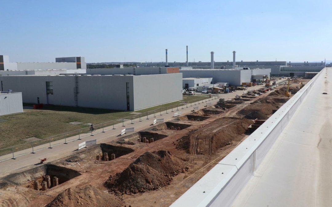 VW-Elektroautos: Zwickau wird ökologische Vorzeigefabrik