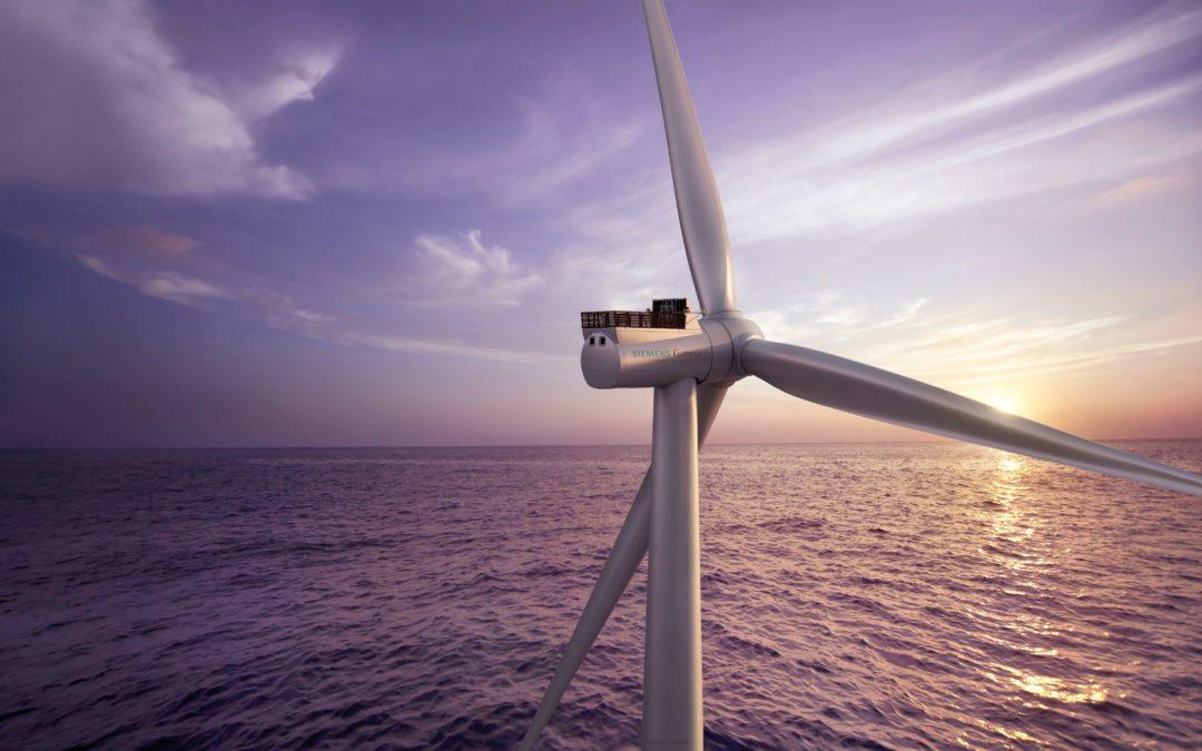 Größter Offshore-Windpark für Großbritannien
