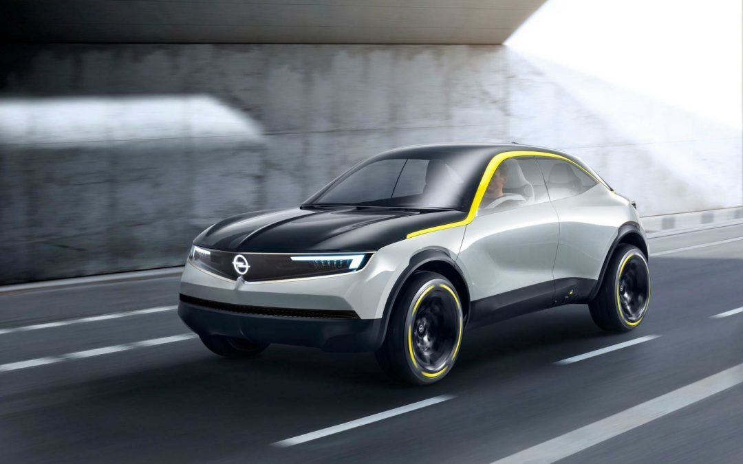 Opel GT X Experimental: Pausenfüller für kommende Elektroautos
