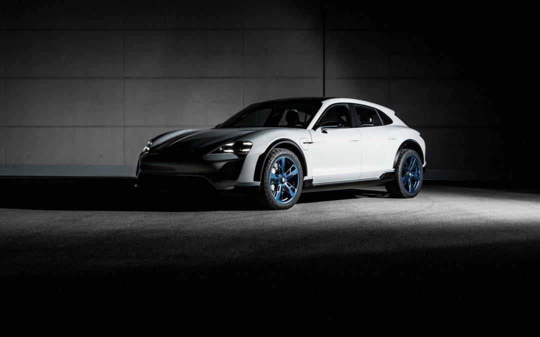 Porsche Mission E Cross Turismo: Das zweite E-Auto