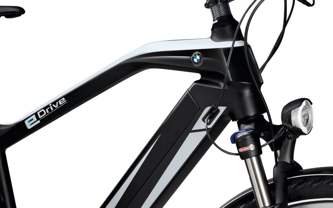 """""""Active Hybrid"""": BMW mit neuem E-Bike"""