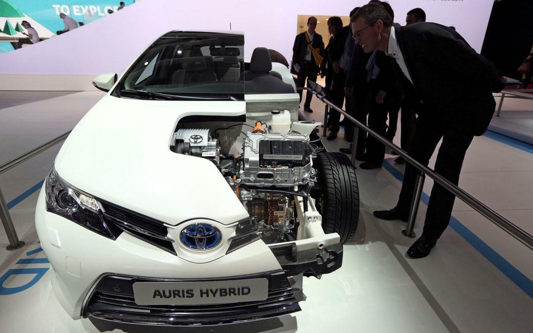 Hybrid-Antriebe: Diese Systeme gibt es