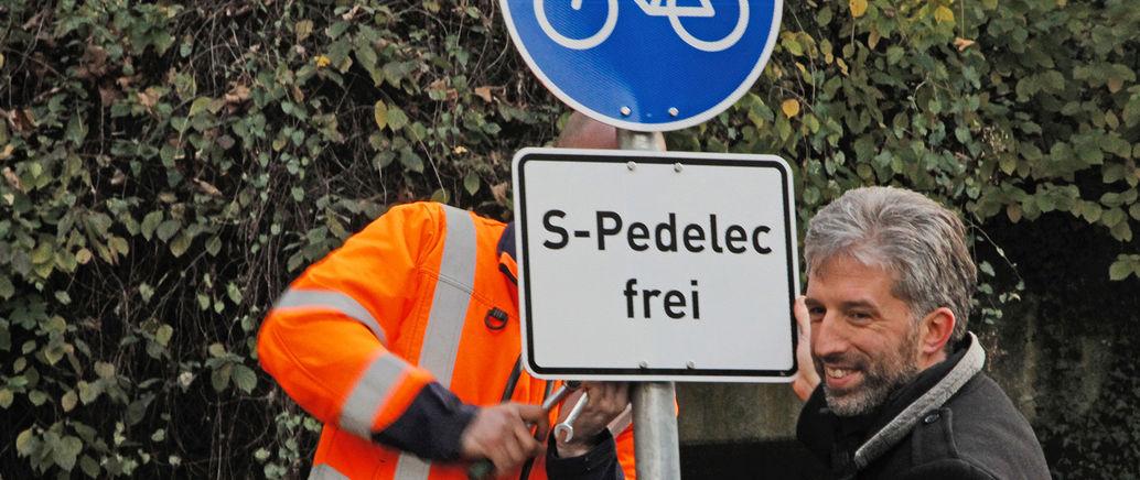 Tübingen lässt die Speed-Pedelecs los