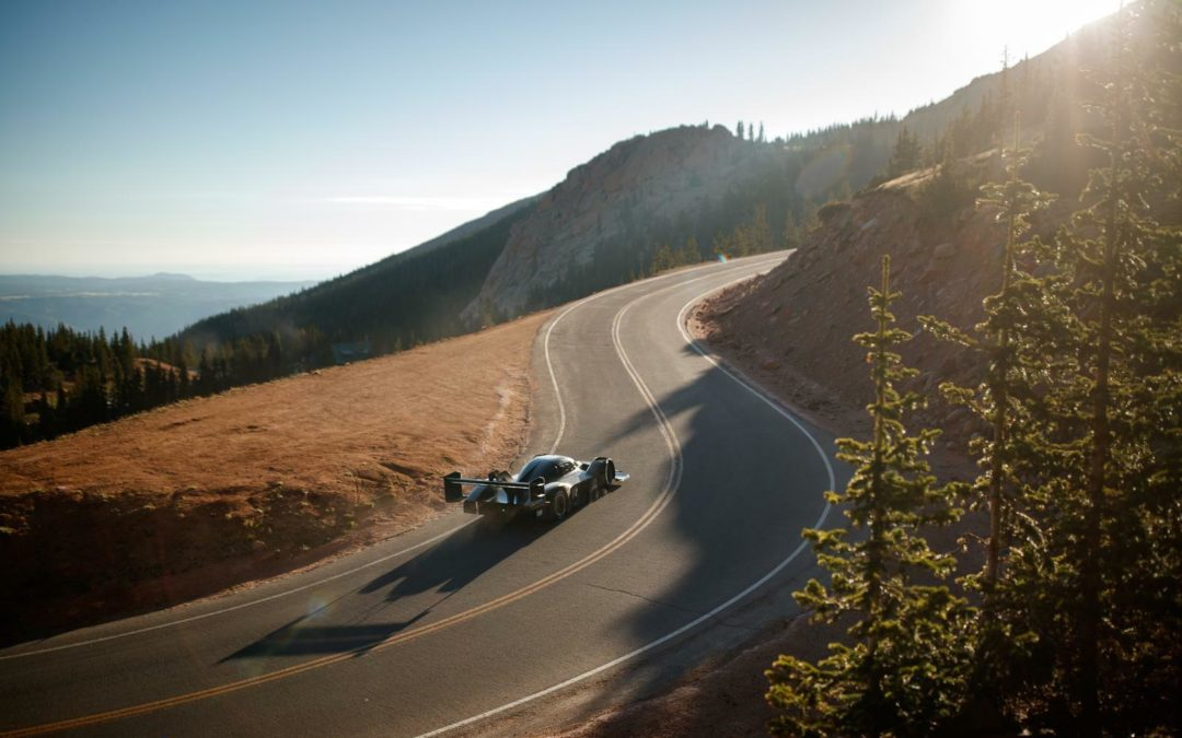 Alles Wichtige über VWs Weltrekordversuch am Pikes Peaks