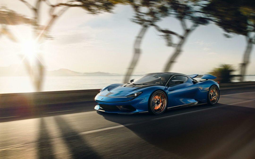Pininfarina Battista: Premiere für den Münchner Supersportwagen