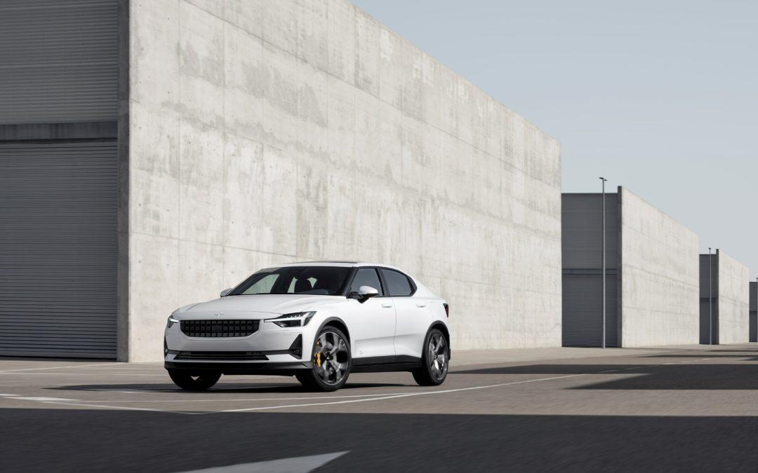 Polestar 2: Erstes Elektroauto zielt auf Tesla Model 3