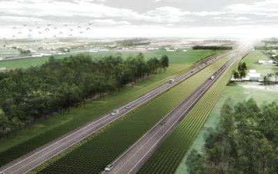 Niederlande planen Solarautobahn