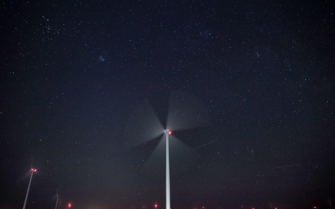 Erneuerbare Energien brechen neuen Rekord
