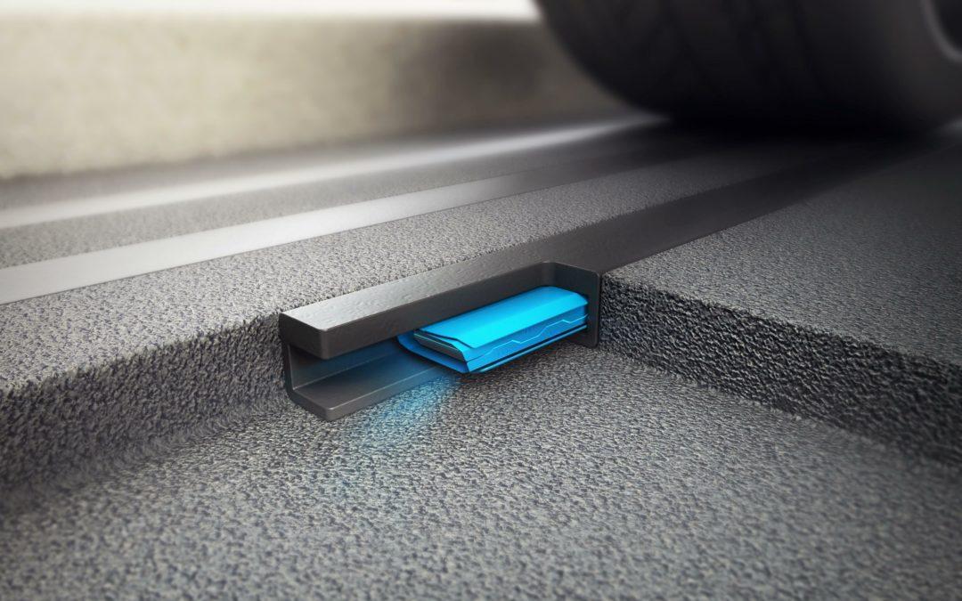 Energieautarker Sensor für die Parkplatzsuche