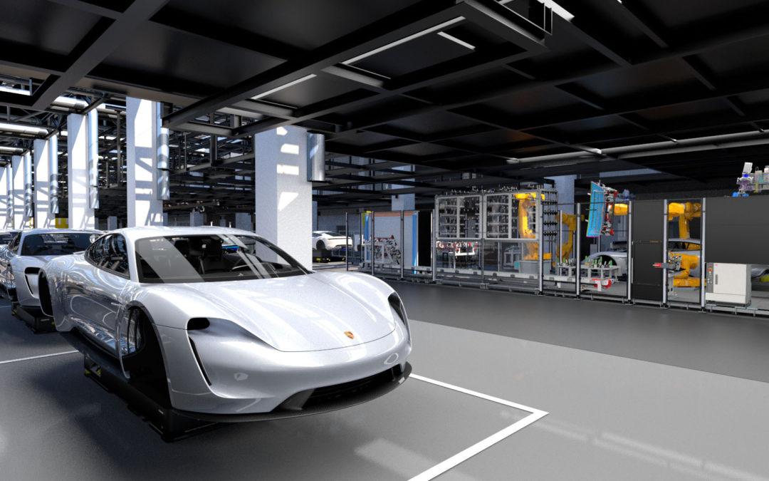 Porsche im Taycan-Fieber