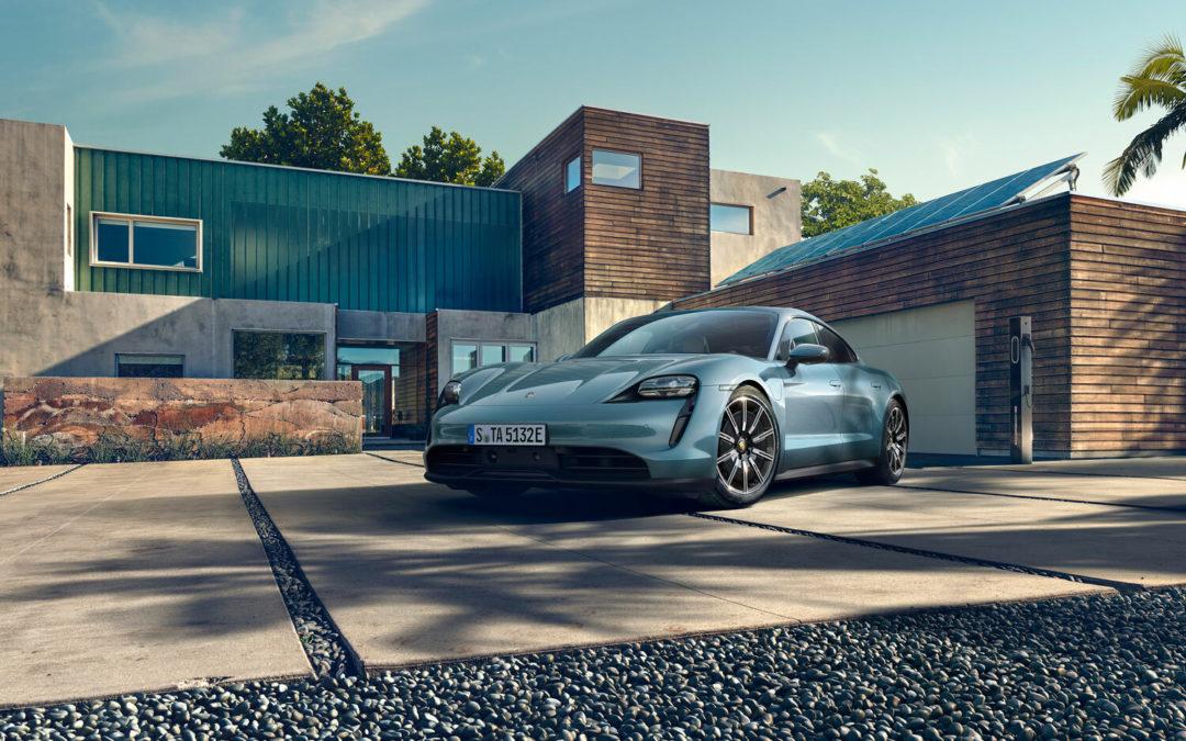Porsche senkt Einstiegspreis für den Taycan