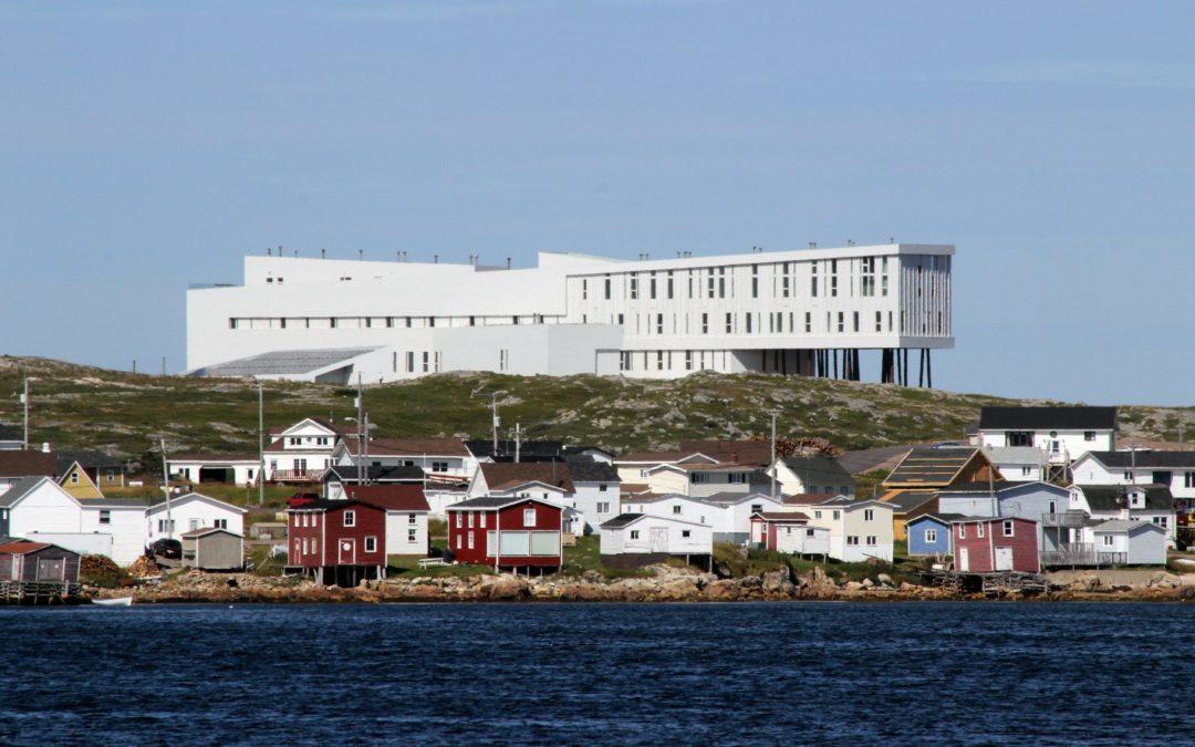 Die Multimillionärin und ihre Insel