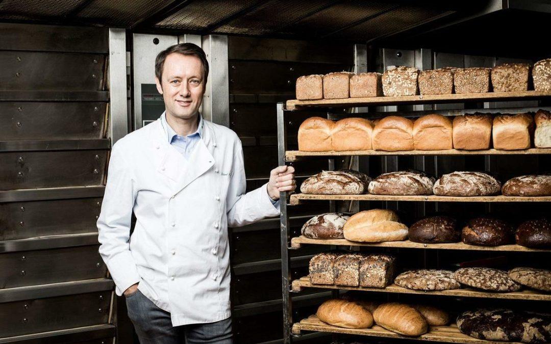 E-Aktivist: Bäcker Schüren und seine Elektrotransporter