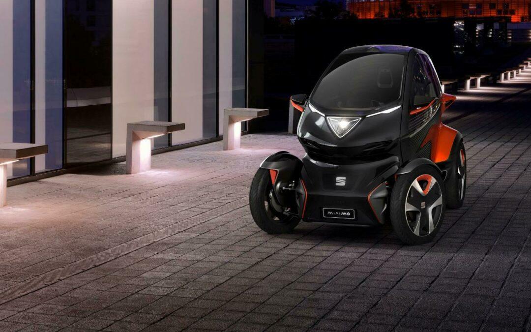 Seat Minimo: Elektro-Überraschung aus Spanien