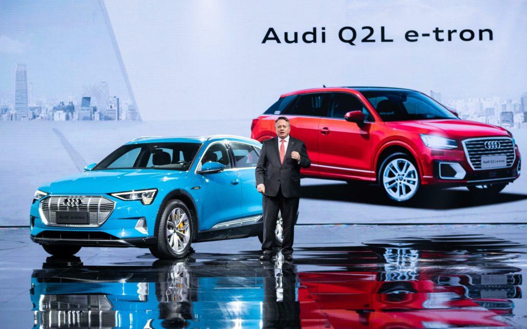 """Audi-Finanzvorstand Seitz: """"Keine roten Zahlen mit Elektroautos"""""""