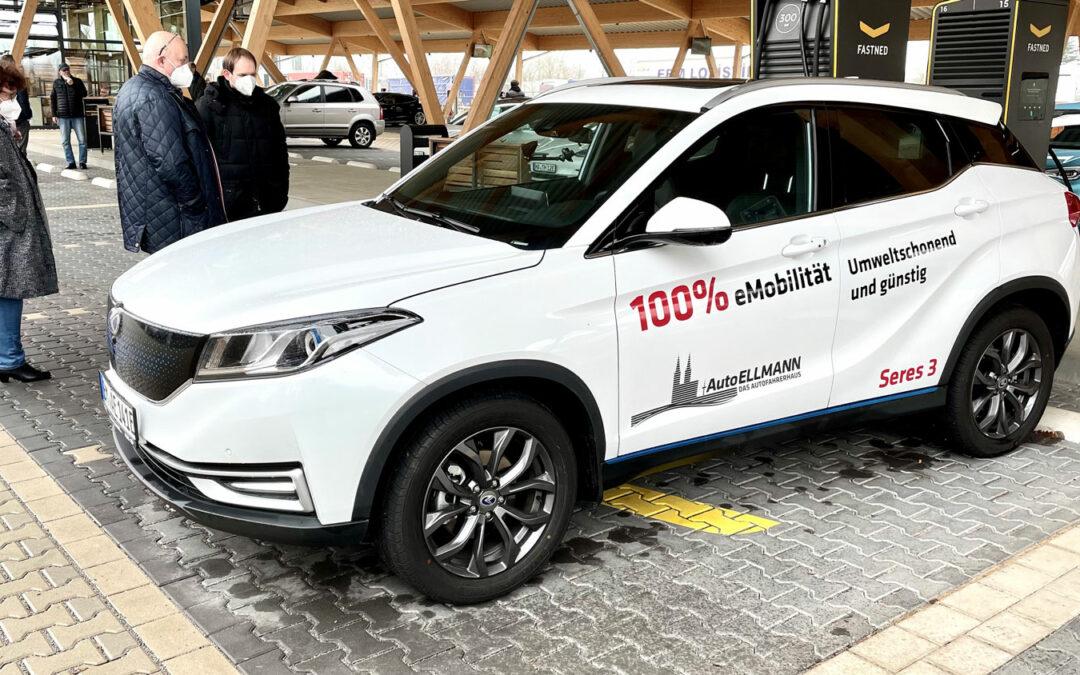 Seres 3: Das nächste Elektroauto aus China