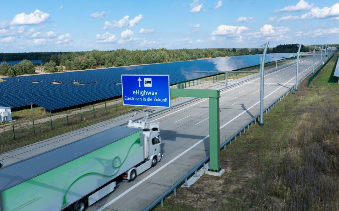Elektro-Highways auf A1 und A5 geplant