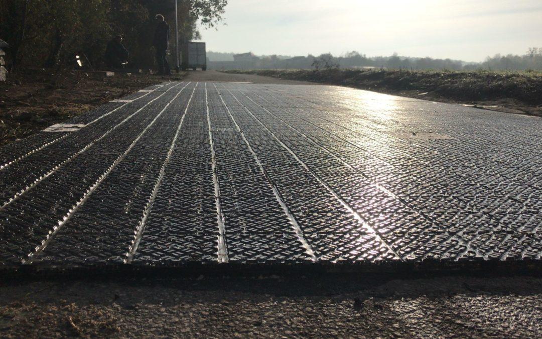 Solmove: Deutschlands erster Solarradweg führt in eine Welt ohne Ladestationen