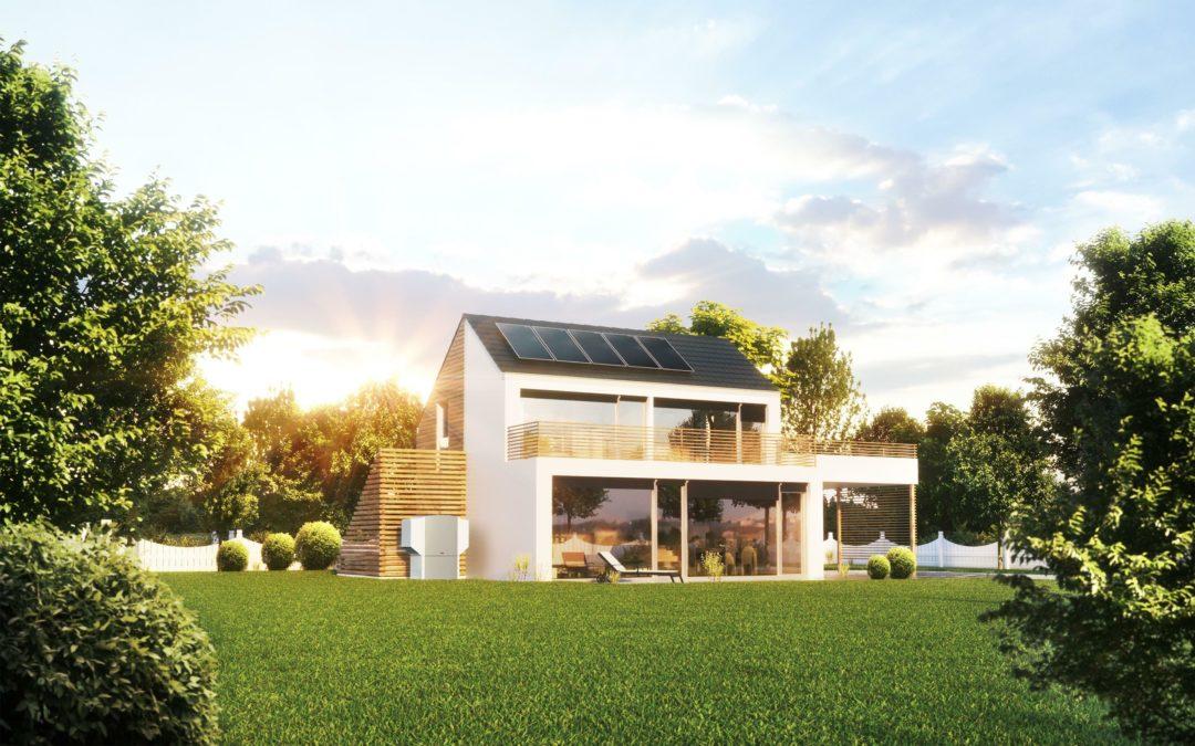 Solarthermie: Warmes Wasser durch Sonnenenergie