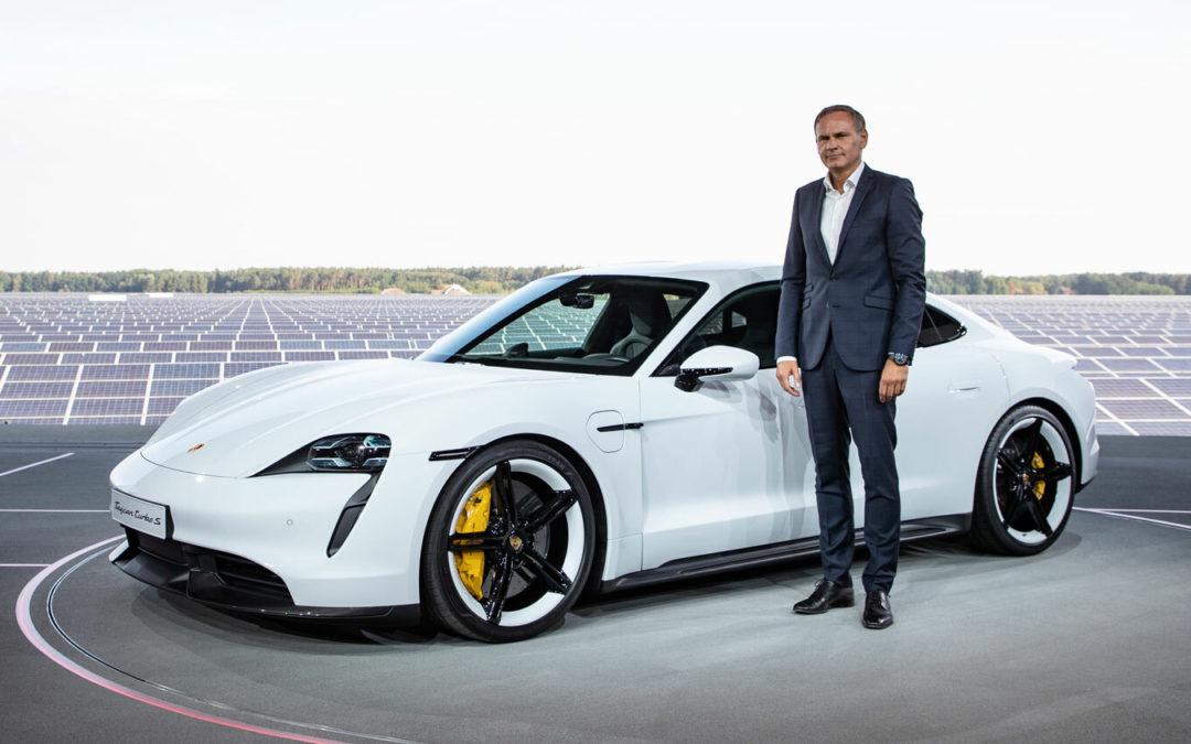 Der Super-Porsche für die Steckdose