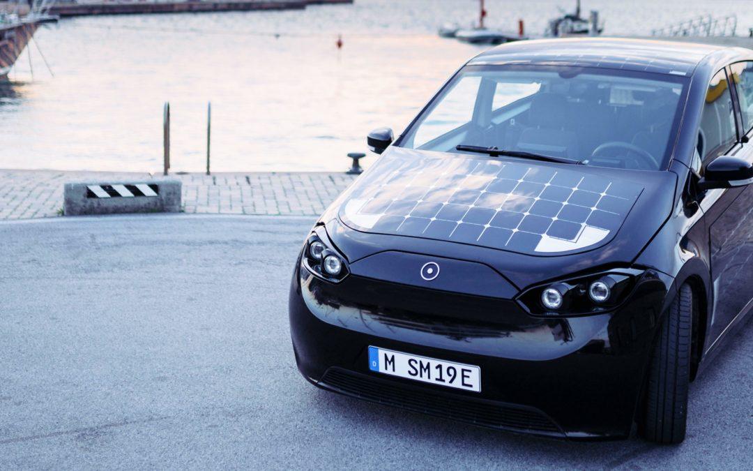"""Sono Motors: Solar-Auto """"Sion"""" reist durch Europa"""