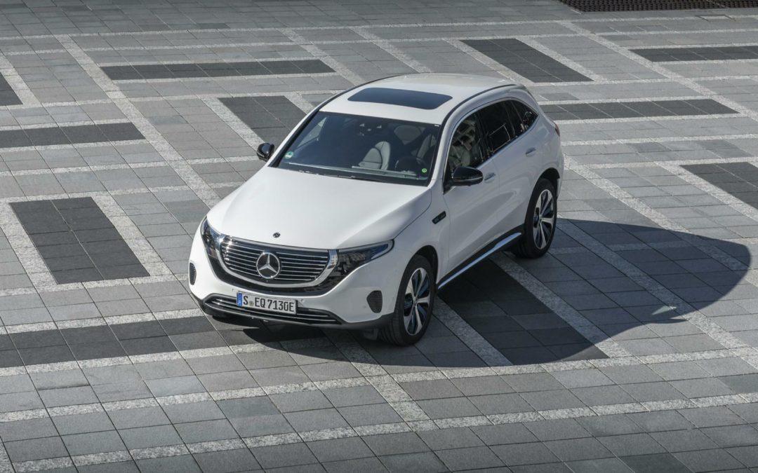 Mercedes verschiebt Start des EQC um drei Monate