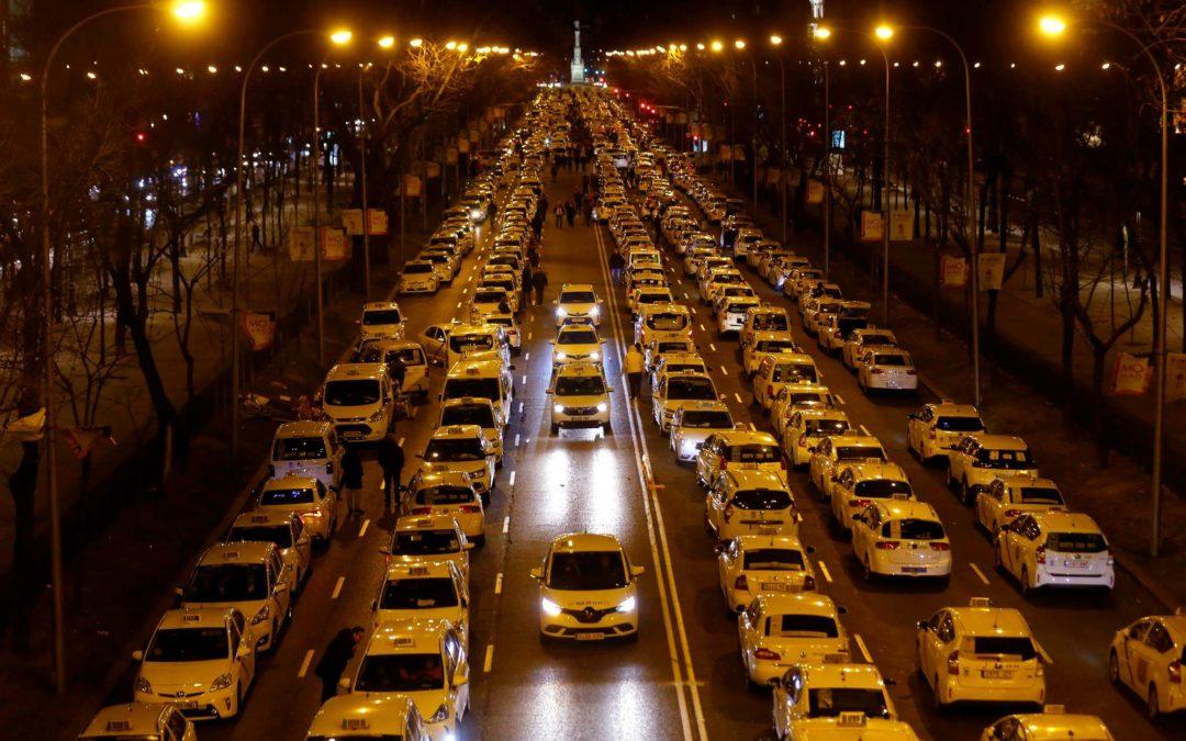 Barcelona sagt Uber und Cabify Adios