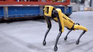 Roboter-Hund Spot von Boston Dynamics